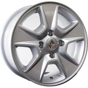 Jg Roda Renault Sandero Aro 14 Logan/ Clio/ Megane+pneus