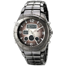 Relógio U.s. Polo Assn. Sport Masculino Us8139 Gunmetal-tone