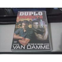 Duplo Impacto - Van Damme - Lacrado - Frete 6,00