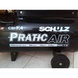Compresor Industrial Marca Schulz 1.5 Hp Profesional