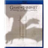 Juego De Tronos Game Of Thrones Temporada 3 Serie Blu-ray