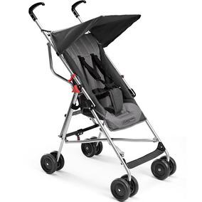 Carrinho De Bebê Guarda-chuva Pocket Cinza Multikids Baby