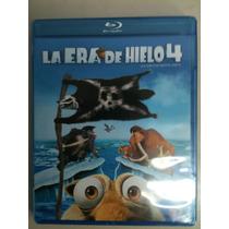 La Era De Hielo 4 ( Bluray ) Nuevo Original