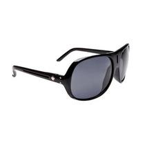 Gafas Spy Optic Stratos Ii Oval Gafas De Sol Marco Negro Br