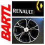 Llantas Aleación 14 Renault 4x100 Colocada Balanceada
