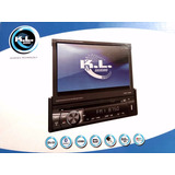 Radio Kl Sq40bt,bluetooth, Dvd, Pantalla De 7 Tactil,usb,sd