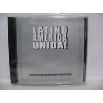 Compilado Latino America Hardcore Punk Ska Cd Nuevo Sellado