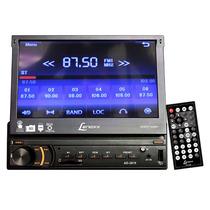Rádio Com Dvd Player Tela Touch 7pol Usb Sd Aux Mp3 Mp4 2615