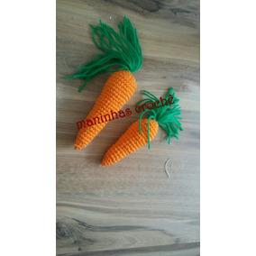 Cenoura De Croche (2 Unidades )