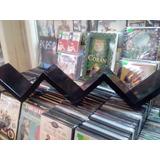Estante Para Cd - Dvd - Librero - Blu Ray - Artesanal
