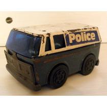 Van Police Policía Gorgo Escala 1/43