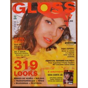 Gloss Nº 17 Isis Valverde Pitty Tom Cruise Uma Thurman