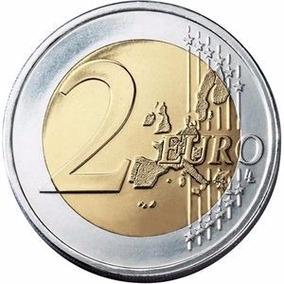 Moeda De 2 Euros 2011 Frete Grátis 30r$ Por Cr.