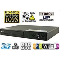 Blu Ray Lg Bpm55 Wifi 3d