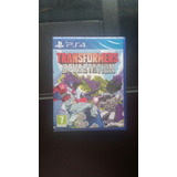 Ps4 Transformers Devastation Nuevo Sellado