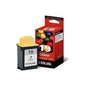 Cartucho Lexmark Original A Color Nro 19