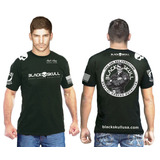 Camiseta Black Skull - Bope Zero One - Dry Fit - P, M, G, Gg