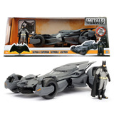 Batimovil Batmobile Batman V Superman Fig Batman Jada 1:24