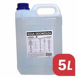 Água Deionizada 5000ml (galão C/ 5 Litros)