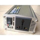 Inversor Conversor 1000w 12v 220v C/usb 2000w Pico