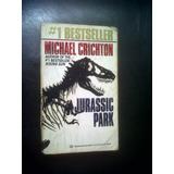 Jurassic Park Michael Crichton En Inglés 1991