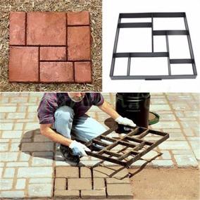 Molde Para Concreto Diseño Parrilla Sendero Camino Jardín