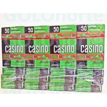 Pack 12 Mazos Naipes Plastificados Casino X50 Cartas Español