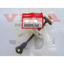 Limitador Porta Dianteiro Esquerdo Orig Honda Civic 01-06