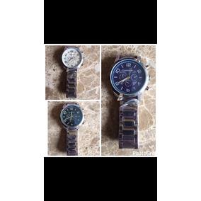 Relojes Montblanc Azul, Negro, Blanco