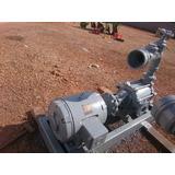 Motor Irrigação 75cv Búfalo Com Bomba Mark