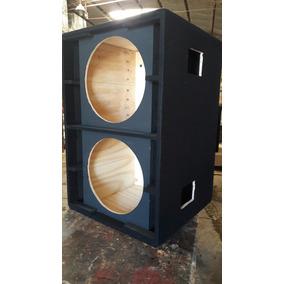 Caja Vacía Clon Compack Das 2 X18 Fenolico Máxima Calidad