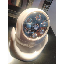 Lâmpada De Led Com Sensor De Presença Embutido