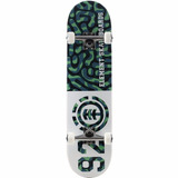 Tabla De Skate Completo Element 92 Briancell 8 Skateboard