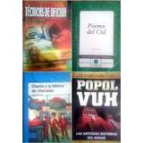 Libros Escolares Técnicas De Ofinina Literatura Infantil