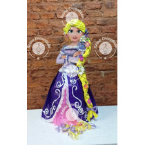 Rapunzel Piñata