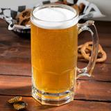 Caneca 1 Litro Cerveja Vidro Importado Caneco Chopp Festa