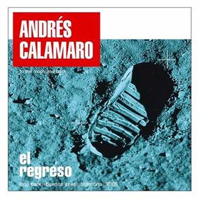 Andres Calamaro El Regreso 2 Vinilo Nuevo Lp Los Rodriguez
