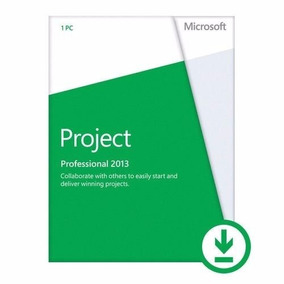Ms Project 2013 - 32/64 Bits