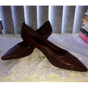 Zapatos De Vestir Marrones Nine West