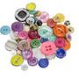 Botón Botones Para Camisa Uniforme Damas Caballeros Niños