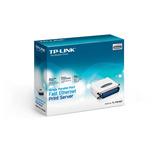 Print Server Tp-link Tl-ps110p 1 Ethernet 1 Paralela