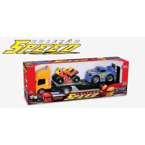 Caminhão Equipe Speed Trucks