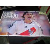 River - Poster Despedidas Cavenagui - Alonso - Ortega - Enzo