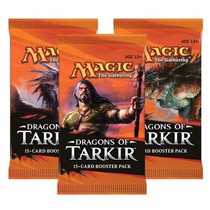 Booster Magic The Gathering Dragões De Tarkir Pt-br