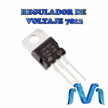 Regulador De Voltaje 12 Volts 7812 Arduino Pic