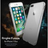 Protector Case Ringke Fusión Bumper Iphone 7 / 7 Plus