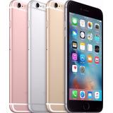 Apple Iphone 6s 128 Gb 4g A1688 1 Ano Garantia Lacrado!