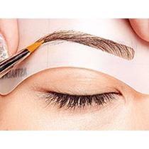 Régua E Molde Eclépcya Eyebrow Design De Sobrancelha