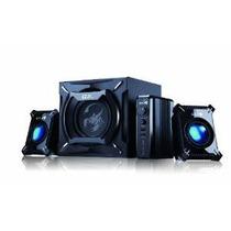Genius Sw-g2.1 Sistema Woofer Speaker 2.1 Canal 45 Watts Rms