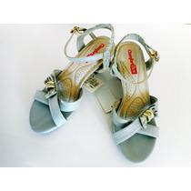 Sandália Comfortflex Gelo Onça, De R$109,90 P R$39,90! Liqui